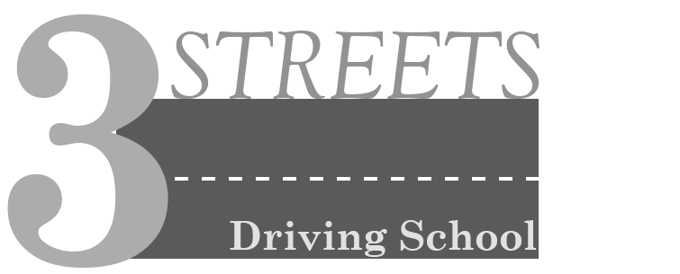 3 Streets Driving